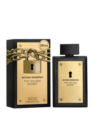 The Golden Secret Antonio Banderas Eau de Toilette - Perfume Masculin