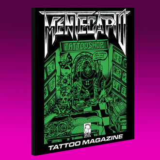 MENTECAPTO TATTOO MAGAZINE #2