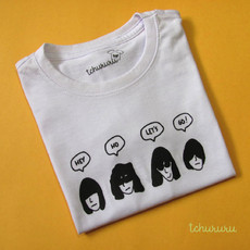 Camiseta Hey Ho! [adulto]