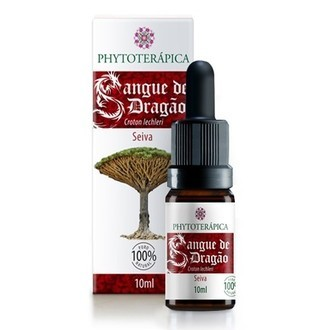 phytoterapica - Seiva de Sangue de Dragão - 10ML