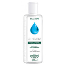 Shampoo pH Neutro (300ml) - Flores & Vegetais