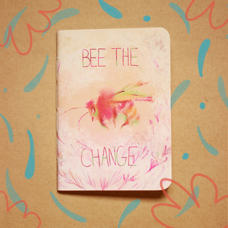Sketchbook Bee the Change