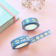 Washi Tape Cat Lovers