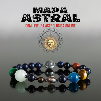 Pulseball MAPA ASTRAL + interpretação do MAPA NATAL