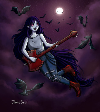 Print Marceline A4