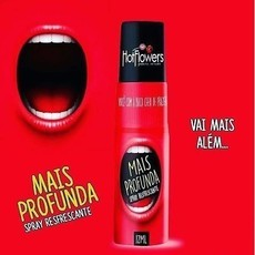 Spray Mais Profunda Semi Anestésico para Sexo Oral Mais Intenso
