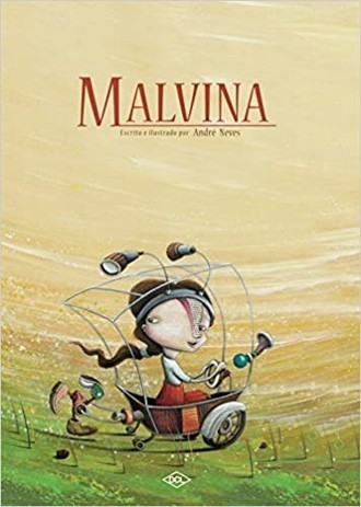 Malvina - Volume 1, de André Neves