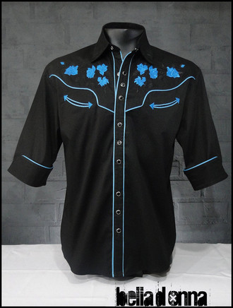 Camisa western Betty Blue