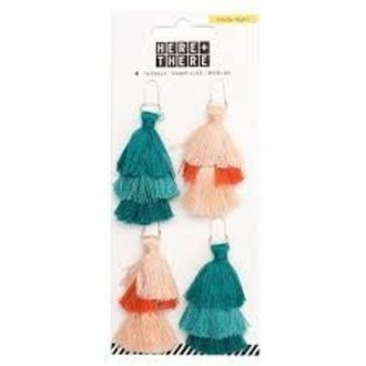 TASSELS - HERE + THERE - CRATE PAPER