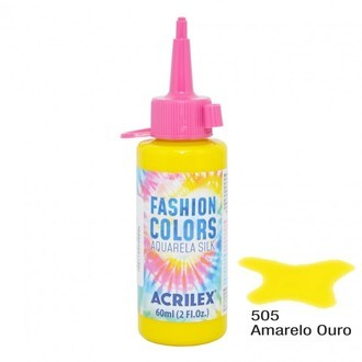 Fashion Colors Aquarela Silk Acrilex