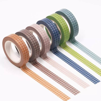 Trio Washi tape Grid