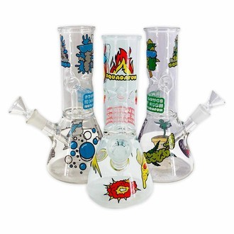 Ice Bong Percolator Stickers