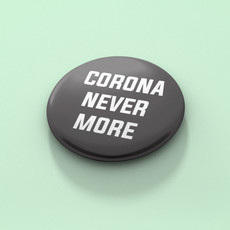 Botton Corona Never More