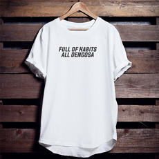 Camiseta Full of Habits All Dengosa