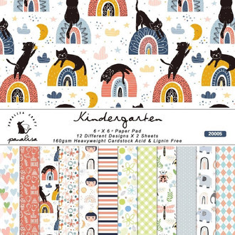 Decorative Paper Kindergarten