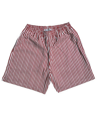 Shorts Red Stripes