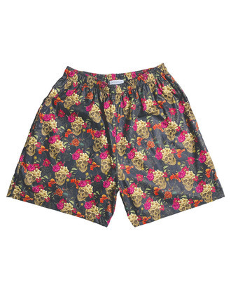 Shorts Mexican Black