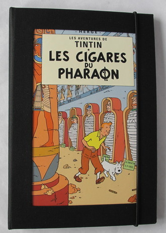 Capa Kindle Tintin Les Cigares du Pharaon (Charutos do Faraó)