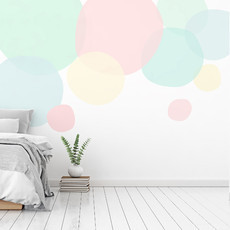 Painel Bubbles Candy
