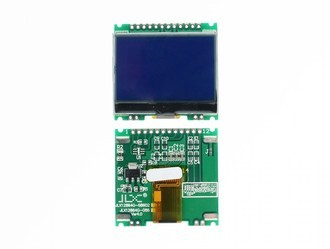 DISPLAY LCD SPI 128x64 JLX12864G-086 C/ FUNDO AZUL