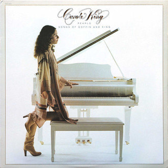 Carole King - Pearls: songs of Goffin and King LP (imp. USA)