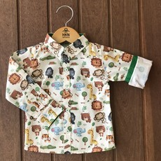 Camisa Safari Cute
