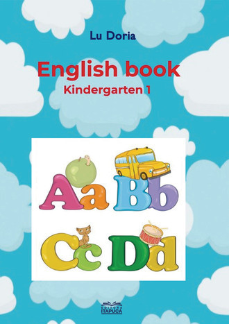 Kindergarten 1 - English Book