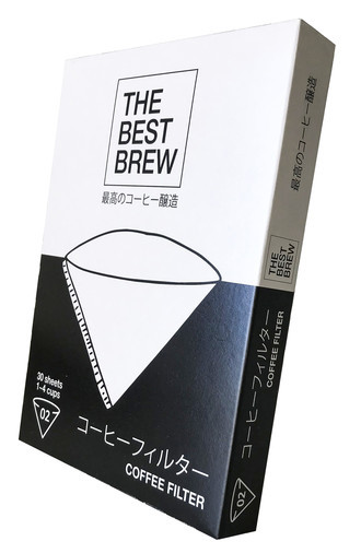 Filtro De Café The Best Brew Para Hario V60-02