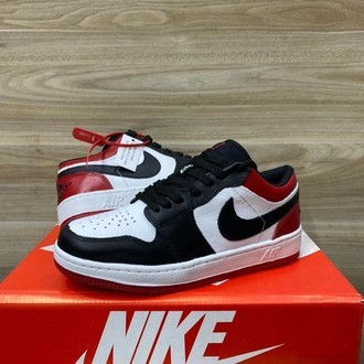 [34-39] Air Jordan 1 Low Red