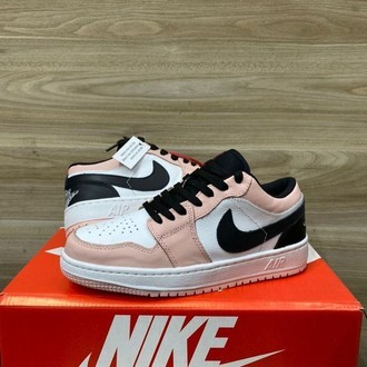 [34-39] Air Jordan 1 Low Rose