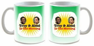 Caneca Troy And Abed In The Morning Community