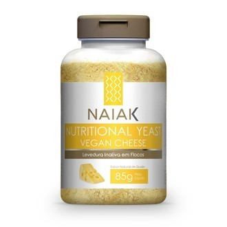 Nutritional Yeast Vegan Cheese (85g) - Naiak