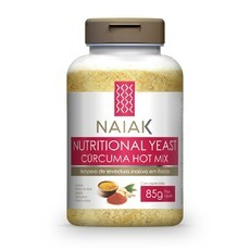Nutritional Yeast Cúrcuma Hot Mix  (85g) - Naiak