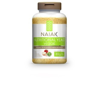 Nutritional Yeast Veggie (85g) - Naiak