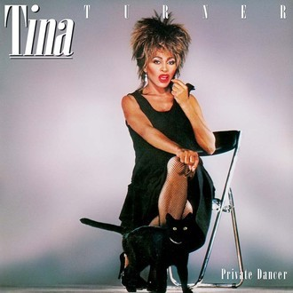 Tina Turner - Private Dancer LP (com encarte)