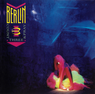 Berlin - Count three & pray LP (ótimo estado/com encarte)