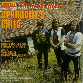 Aphrodite's Child - Greatest Hits LP (ótimo estado)