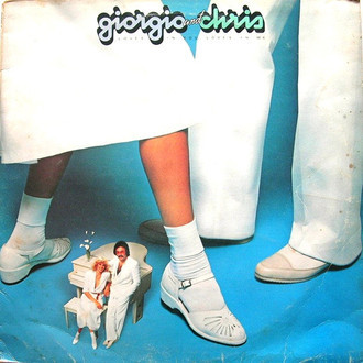 Giorgio & Chris - Love's in you love's in me LP