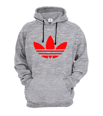 Moletom Adidas Trefoil Red