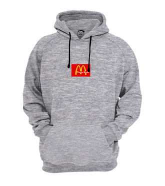 Moletom Mc Donalds x Travis Scott