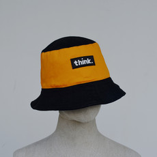 Bucket color amarelo / preto