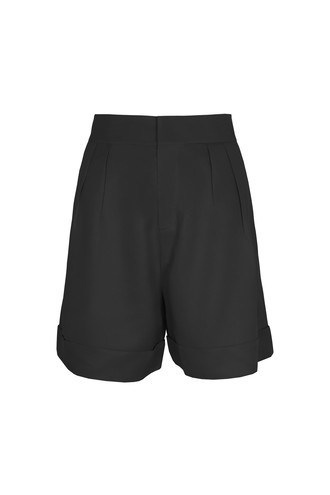 Shorts Coupè Preto