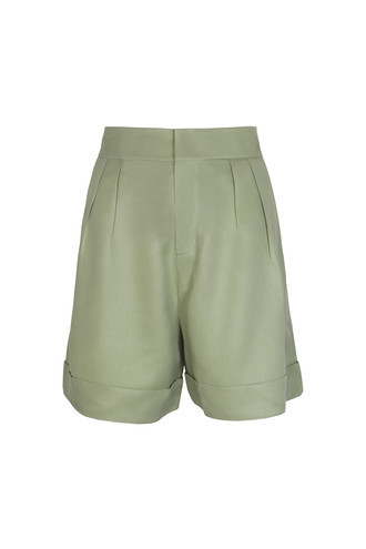 Shorts Coupè Olive