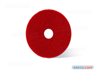 Disco Red Buffer Rubi - 3M