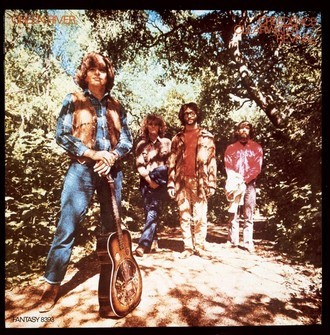Creedence Cleawater Revival -  Green River LP (ver fotos)