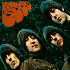 The Beatles - Rubber Soul LP (capa sanduíche/mono)
