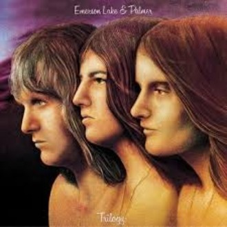 Emerson, Lake & Palmer - Trilogy LP (capa dupla)