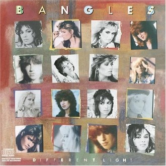 Bangles - Different Light LP (importado USA)