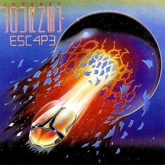 Journey - Escape LP