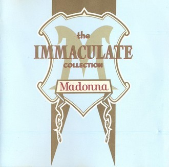 Madonna - The Immaculate Collection LP Duplo